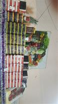 فروش سبزی و میوه - سفارش میوه مجالس
