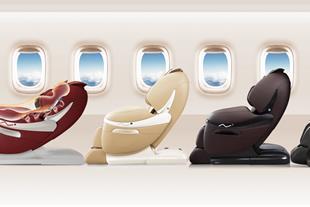 صندلی ماساژ آیرست مدل SL-A80