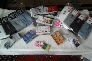 تولیدی و پخش انواع جوراب زنانه مردانه بچگانه