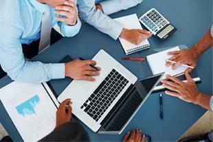 انجام کلیه امور حسابداری شرکت های تولیدی و خدماتی