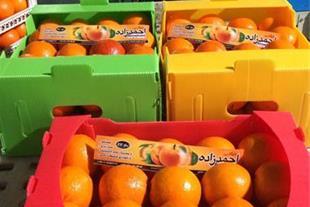 بسته بندی انواع محصولات کشاورزی با کارتن پلاست