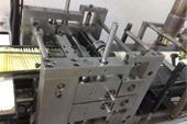 دستگاه چین کن کاغذ فیلتر هوا