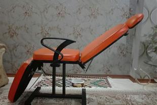 صندلی آرایشگاه زنانه دست دوم