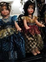 فروش عمده عروسک پلاستیکی و خام جهت صادرات