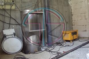 شوتینگ زباله - طراحی و اجرای سیستم شوتینگ زباله