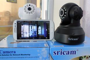 دوربین مداربسته انتقال مستقیم تصویر روی موبایل