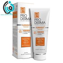 کرم ضد آفتاب و ضدچروک با SPF90 پرودرما