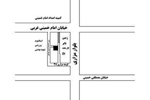 زمین ویلایی با دو 2 واحد مسکونی مجزا