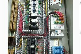 ساخت تابلو برق صنعتی