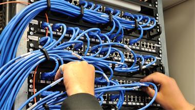 کابل کشی و داکت کشی شبکه - 1