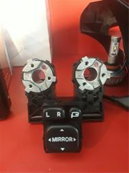 فروش آینه تاشو برقی جم شو لیفان 820 با کلید فابریک - 1