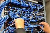کابل کشی و داکت کشی شبکه