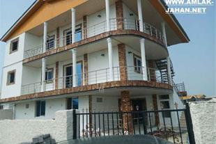فروش ویلا تریبلکس شمال جنگلی در چمستان -  510 متر