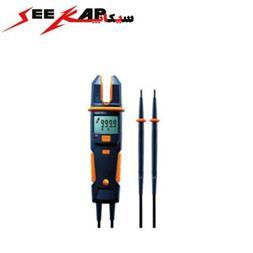 امپرمتر کلمپی AC و توالی سنج فاز مدل TESTO 755-2 - 1
