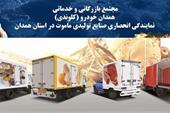 نمایندگی انحصاری ماموت در استان همدان