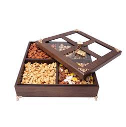 جعبه آجیل -  آجیل خوری - 1