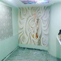 طراحی و اجرای پوستر دیواری - نصب پوستر دیواری مشهد