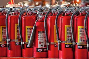 سرویس و کنترل شارژ کپسول های آتش نشانی