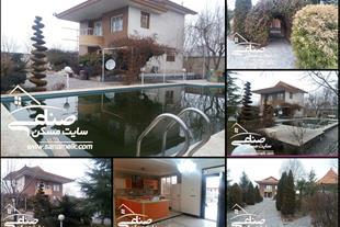 فروش 2400 متر باغ ویلا در یوسف آباد خوشنام