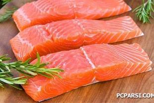 نگین دریای آبی-پخش محصولات دریایی ماهی میگو سالمون