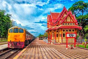تور عید سال 1396 بصورت 12 روزه در تایلند