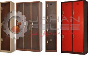 انواع کمد بایگانی و سیستم فایلینگ اداری جهان فلز