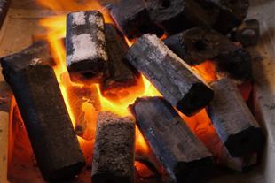 فروش زغال فشرده - ذغال باربیکیو مخصوص صادرات - 1