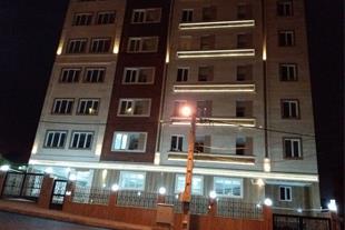 برق کشی ساختمان در حومه غرب تهران