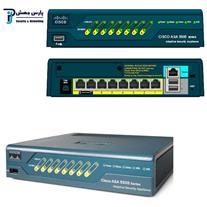طراحی و اجرای شبکه وایرلس - Firewall Cisco ASA5505