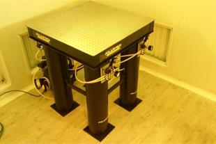 فروش میز اپتیکی با پایه ثابت و پنوماتیک