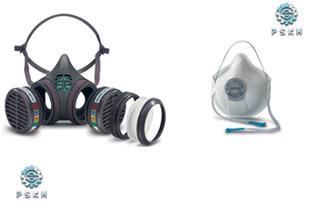 ماسک ایمنی jsp  - ماسک صنعتی ایمنی