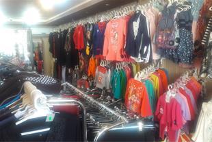 انواع لباس های بچگانه و زنانه با نازل ترین قیمت