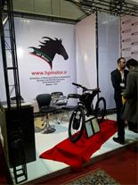 دوچرخه برقی ساخت hpmotor