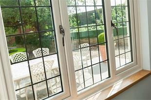درب و پنجره دو جداره UPVC (همارشتن و Cone)