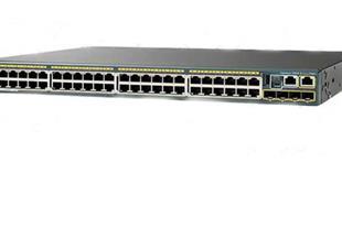 Switch Cisco WS-C2960S 48TS-L