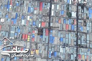 فروش زمین بزرگ صنعتی در شهرک صنعتی صفادشت کد 1013