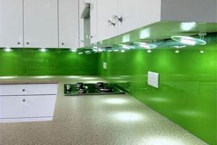 شیشه رنگی بین کابینتی سانگلس   SUNGLAS