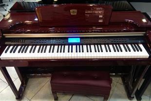 فروش پیانو برگمولر BM1000 در حد آکبند