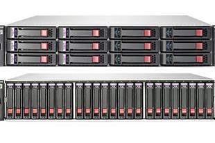 ذخیره ساز تحت شبکه اچ پی P2000 G3 MSA AP846A