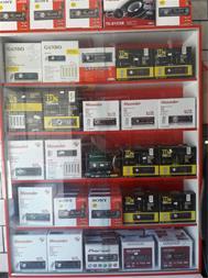 فروش سیستم صوتی و تصویری خودرو - 1