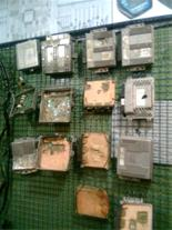 آموزش تعمیر ECU در آموزشگاه فنی و کار در تعمیرگاه
