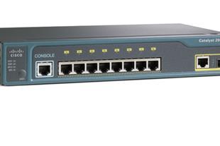 سوئیچ شبکه 8 پورت سیسکو Cisco 2960 8TC-L