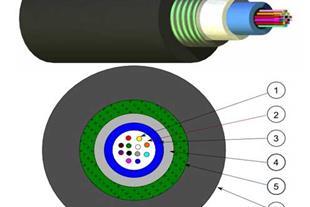 کابل فیبر نوری نگزنس UC 12x OM2 PE N162.185