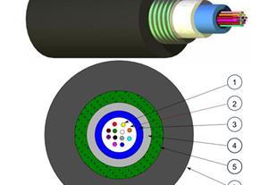کابل فیبر نوری نگزنس UT 12x OM2 LSZH N162.231