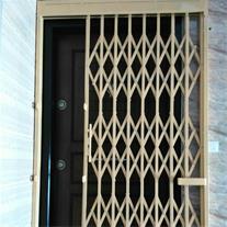 ساخت کرکره محافظ آپارتمان و مغازه - 1