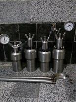 ساخت اتوکلاو و گلاوباکس آزمایشگاهی