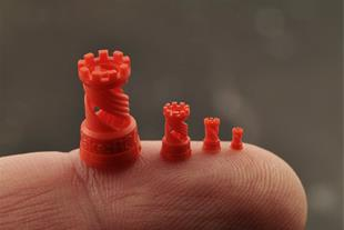 طراحی و ساخت دیجیتال امیر - اسکن سه بعدی لیزری