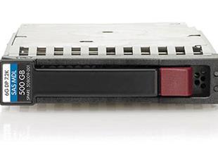 هارد سرور اچ پی 500GB 6G SAS 7.2K - 1