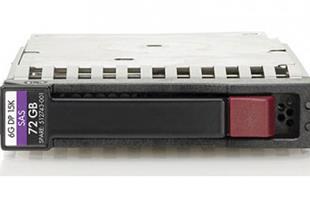 هارد سرور اچ پی 72GB 6G SAS 15K - 1
