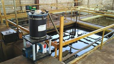 تولید و فروش اسید کلروفریک - اسیدسولفوریک  آب ژاول - 1